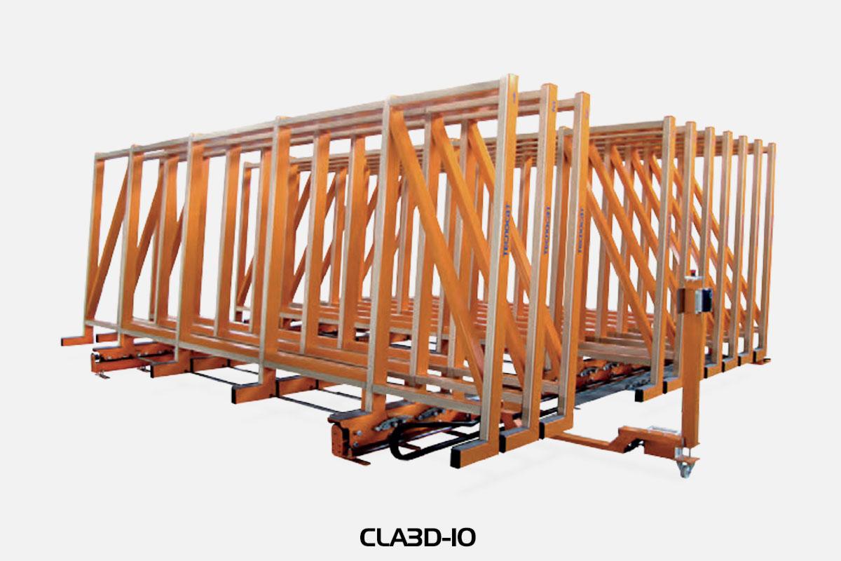 CLA3D / CLA3DW